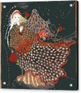 The Good Night Angel Acrylic Print