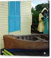 The Gordons Fisherman House Acrylic Print