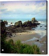 The Gorgeous Northwest Pacific Coastline Acrylic Print