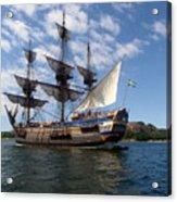 The Gothenburg Acrylic Print