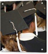 The Graduates Acrylic Print