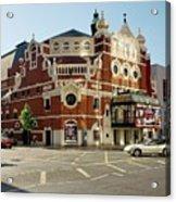 The Grand Opera House On Great Victoria Street, Belfast Acrylic Print