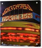 The Gravitron Acrylic Print