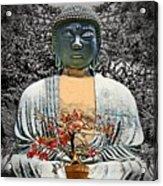 The Great Buddha Acrylic Print