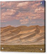 The Great Colorado Sand Dunes  177 Acrylic Print