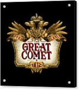 The Great Comet Acrylic Print