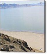 The Great Salt Lake 2 Acrylic Print