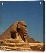 The Great Sphinx Of Giza 2 Acrylic Print