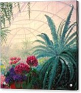 The Green House Acrylic Print