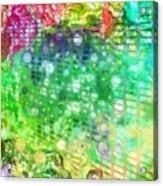 The Grid Acrylic Print