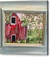 The Grove Acrylic Print