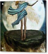 The Guardian Angel Acrylic Print