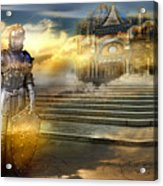 The Guardian Of The Celestial Palace Acrylic Print