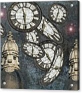 The Guardians Of The Time Stopped Acrylic Print
