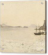 The Gulf Of Pozzuoli Acrylic Print