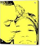 The Happy Couple  Acrylic Print