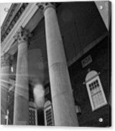 The Haunted Auditorium Acrylic Print