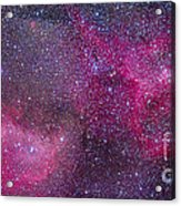 The Heart And Soul Nebulae Acrylic Print