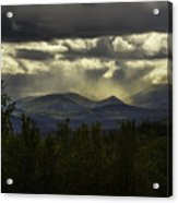 The Heavens And The Earth Acrylic Print