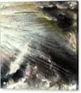 The Heavens Declare His Glory Acrylic Print