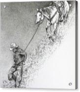 The Herdsman Acrylic Print