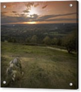 The Herefordshire Acrylic Print
