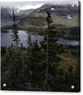 The Hidden Lake Acrylic Print
