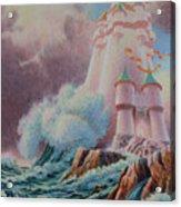 The High Tower Acrylic Print