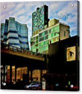 The Highline Nyc Acrylic Print