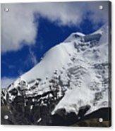 The Himalayas Tibet Yantra.lv 2016  Acrylic Print