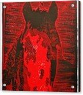 The History Of Fear Acrylic Print