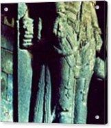 The History Temple Acrylic Print