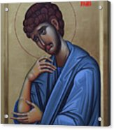 The Holy Apostle And Evangelist John The Theologian Acrylic Print