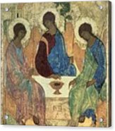 The Holy Trinity Acrylic Print