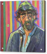 The Homeless Acrylic Print