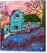 The Homestead I Acrylic Print