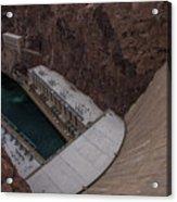 The Hoover Dam Acrylic Print