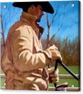 The Horse Trainer No. 2 Acrylic Print