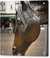 The Horses Head Acrylic Print
