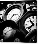 The Hours Acrylic Print