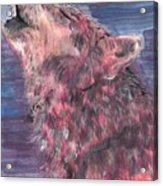 The Howling 1 Acrylic Print