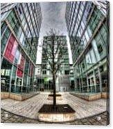 The Hub Milton Keynes Acrylic Print