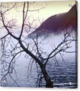 The Hudson Highlands Acrylic Print