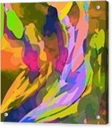 The Hues Acrylic Print