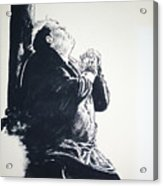 The Hunchback Of Notre Dame Acrylic Print