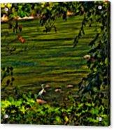 The Hunter II Acrylic Print