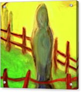The Illusion Of Hope Acrylic Print by Made by Marley