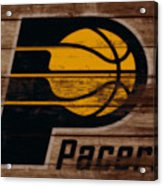 The Indiana Pacers 3b Acrylic Print