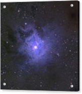 The Iris Nebula Acrylic Print
