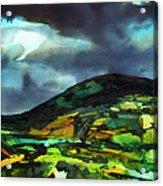 The Irish Hills Acrylic Print